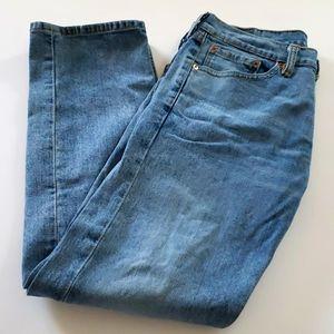 Levi Strauss & Co  505 Men's Blue Jeans Size 32x29